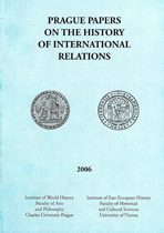 Prague Papers in the History of International Relations 2006